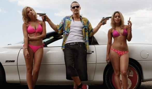 Spring Breakers James Franco Ashley Benson Vanessa Hudgens 2